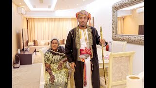 ALIKIBA weds Aminah Rikesh, Mosque in Mombasa Kenya