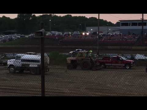 Quincy Raceways Sport Compact Feature 6-4-17