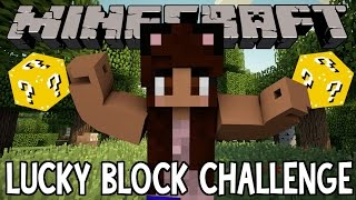 Minecraft | Are You Feeling Lucky? | Lucky Block Mod Challenge
