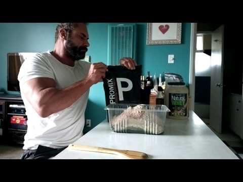 Conan's Healthful Green ProteinPowder Mix