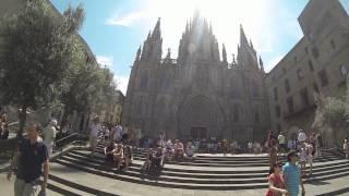 Amazing Barcelona - Gothic Quarter