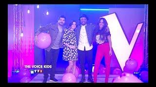 The Voice Kids, avec Jenifer, Amel Bent, Patrick Fiori et Soprano, de retour le 12 Octobre sur TF1 !