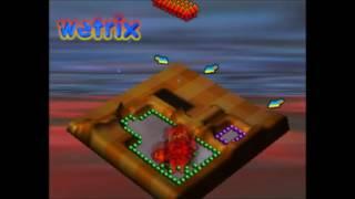 Wetrix N64 - Title Demo (Tutorial)