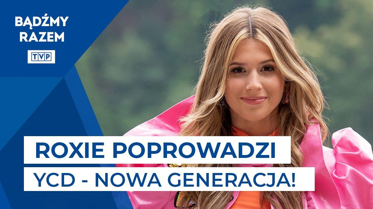Roksana Węgiel WSPÓŁPROWADZĄCĄ You Can Dance - Nowa Generacja!