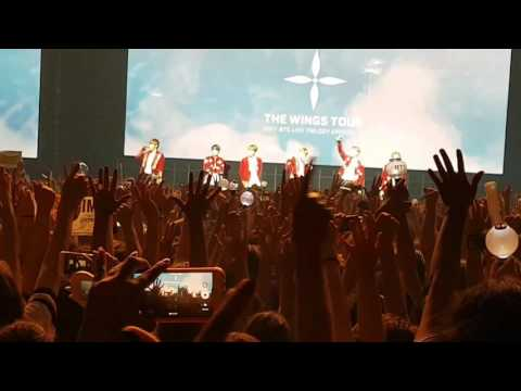 BTS São Paulo - Brasil 2017