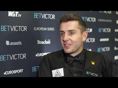 Selby Wins Tenth CONSECUTIVE Ranking Final! | BetVictor European Masters