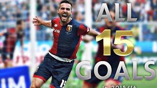 Leonardo pavoletti - all 15 goals in 2015/16 with genoa fc welcome to ssc napoli