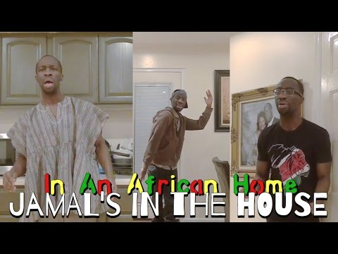 In An African Home: Jamals In The House
