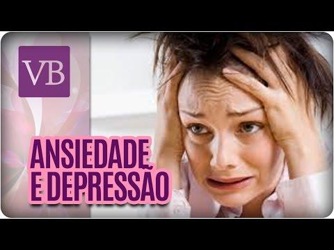Ansiedade & Depressão x Emagrecimento - Você Bonita (07/09/16)