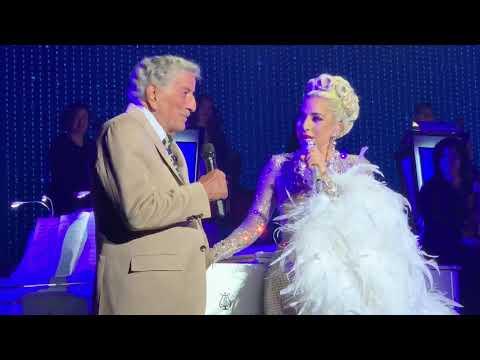 Lady Gaga & Tony Bennett - Cheek To Cheek - Jazz And Piano - Las Vegas