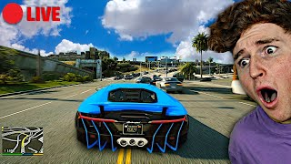 Playing GTA 5, But Its EXTREMELY REALISTIC.. (MODS)