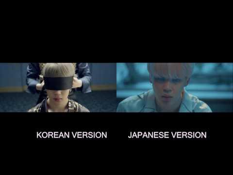 BTS - Blood Sweat and Tears (Korean x Japanese)
