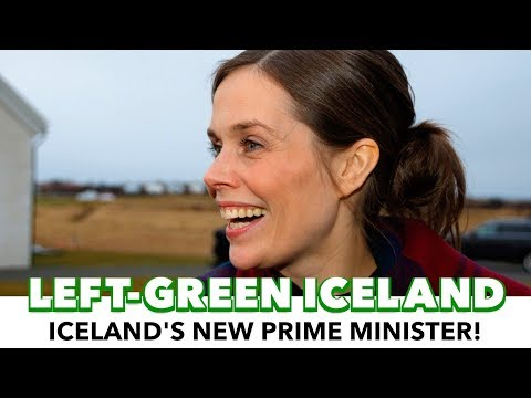 Meet Iceland's New 'Left-Green' Prime Minister