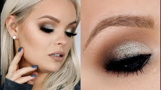 Today I'm showing you how I created this smokey cool toned look tha...