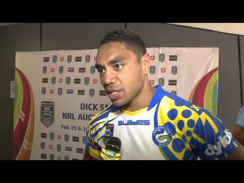 Nines post match interview:  Willie Tonga