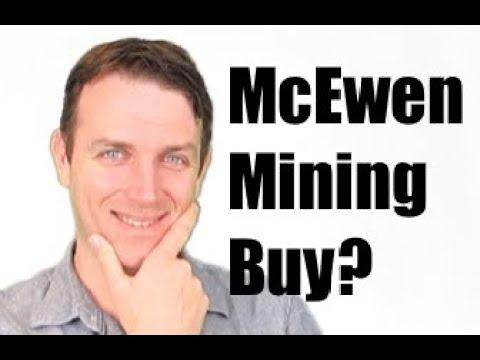 MCEWEN MINING STOCK ANALYSIS