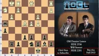 Crushing White - The Nimzo-Indian Defense - GM Damian Lemos and Will Stewart - (EMPIRE CHESS)