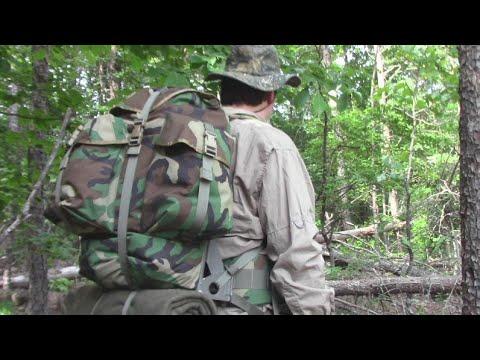 Hidden Woodsmen Tropical