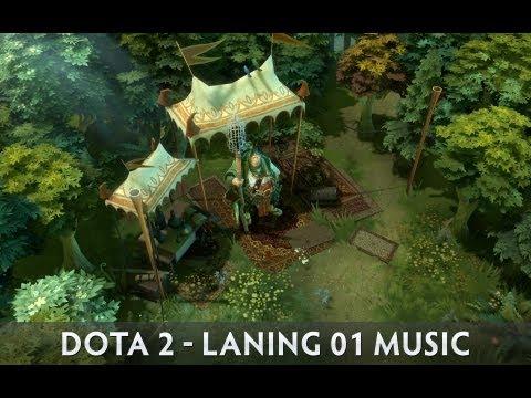 Dota 2  Laning 01 Music