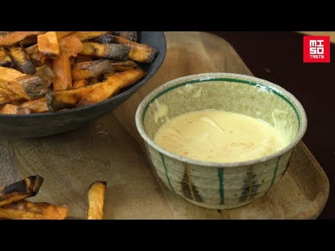 How to make the BEST miso mayo!