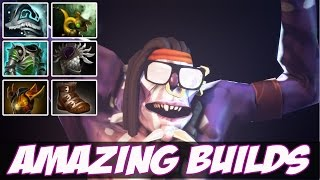 thug life witch doctor amazing builds vol 47 dota 2 subscriber gameplay