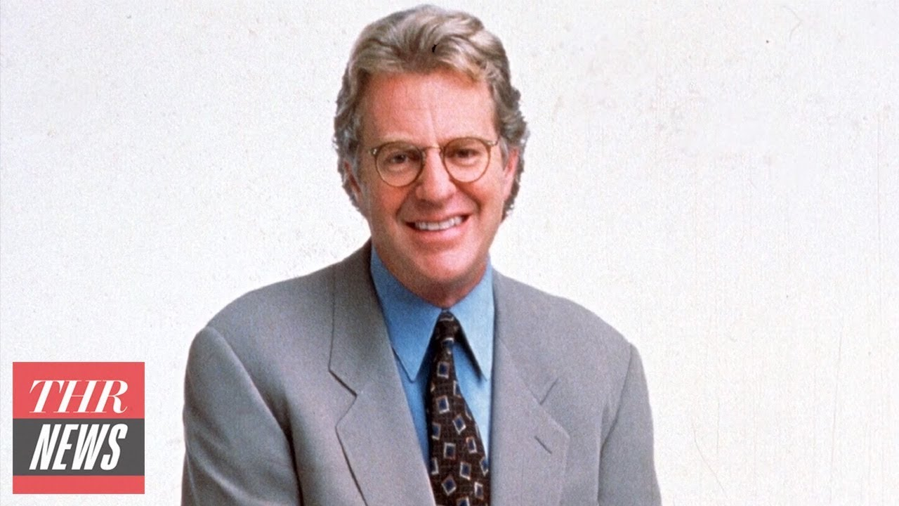 'Jerry Springer' Future Uncertain as Production Halts After 27 Years| THR News