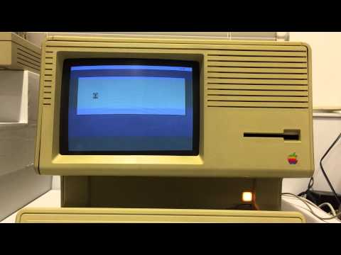 Apple Macintosh XL(Lisa 2)