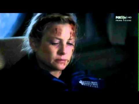 Grey's Anatomy 8x24 Ita Arizona e Mark - YouTube