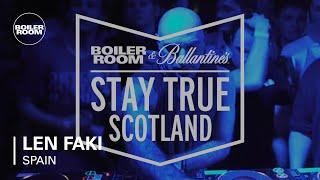 Len Faki Boiler Room & Ballantine