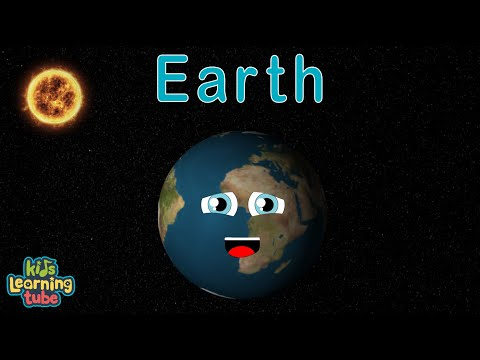 Earth Songs For Kids/Planet Earth Facts For Kids