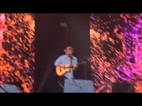 ed sheeran concert melbourne december 2015 | bronte