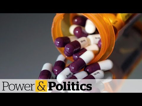 U.S. plans to allow prescription drug imports from Canada