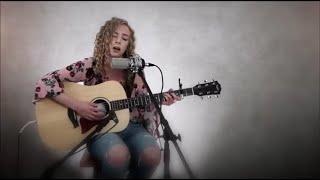 Dancing On My Own - Calum Scott - ABBY K. cover