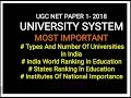 INDIAN UNIVERSITY SYSTEM UGC NET PAPER 1