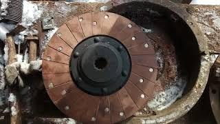 Диск сцепления трактора Т 40/Tractor coupling disk T 40