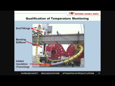 Flexible Risers Seminar Part 7 - Condition monitoring of flexible risers for operation/maintenance