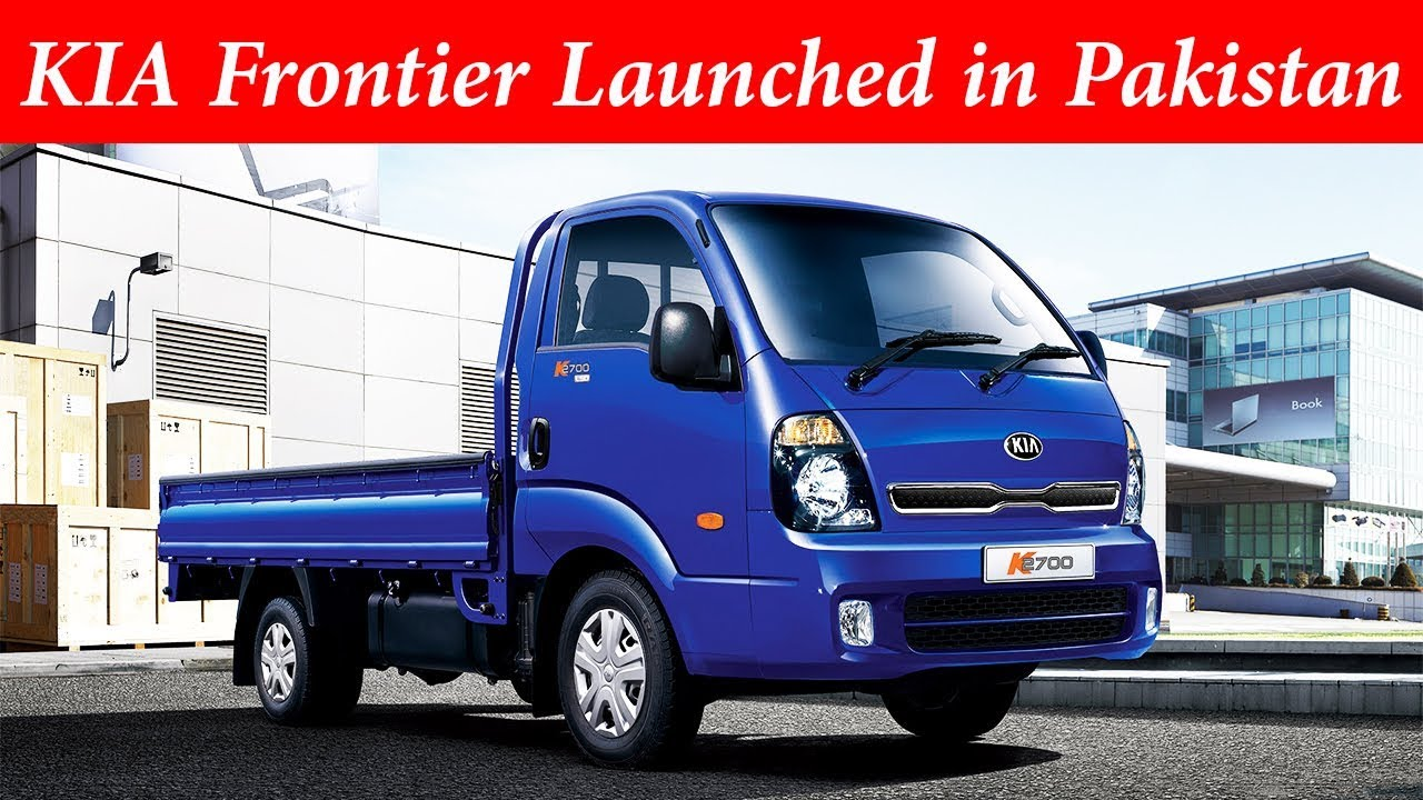 Kia Frontier Pickup In Stan Price Specification