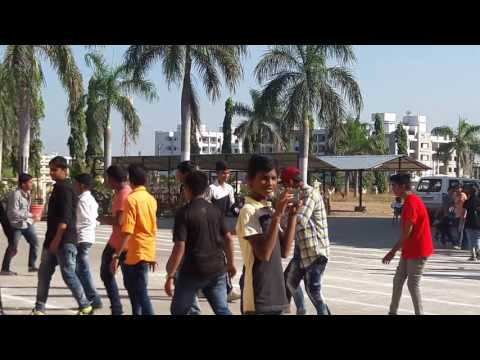 DJ AJAY BARDOLI college vidahya bahrti