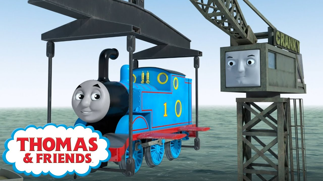 Thomas the Submarine | Cartoon Compilation | Magical Birthday Wishes | Thomas & Friends™ | Trains