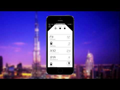 Trek Dubai - App Demo