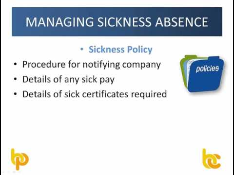 Employment Law Update: Managing Sick Leave