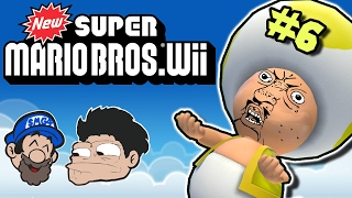 why are we so bad whyyy    new super mario bros wii    part 6    hobo bros
