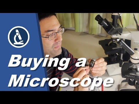 Buying advice for microscopes