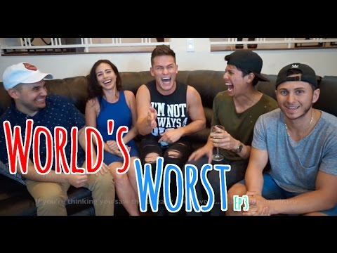 World's Worst Pt 3 | Ft Supereeego Hipablo Davidalvareeezy JanelleMarie
