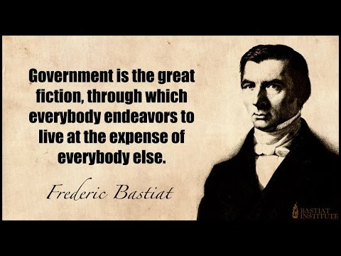 Bastiat's 'The Law' - The Moral Case for Liberty - YouTube