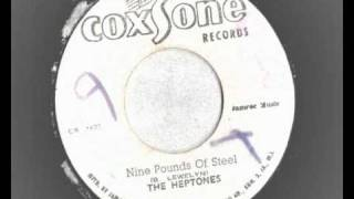 the heptones - nine pound of steel - coxsone