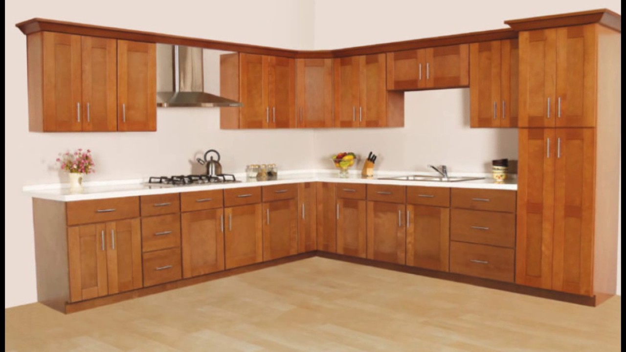 Important Tips To Restaining Kitchen Cabinets - YouTube