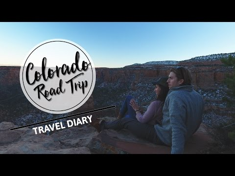 ROAD TRIP THROUGH COLORADO   TRAVEL DIARY