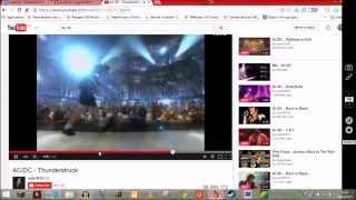 musique sur youtube et facebook sans atteinte aux droits d'auteur