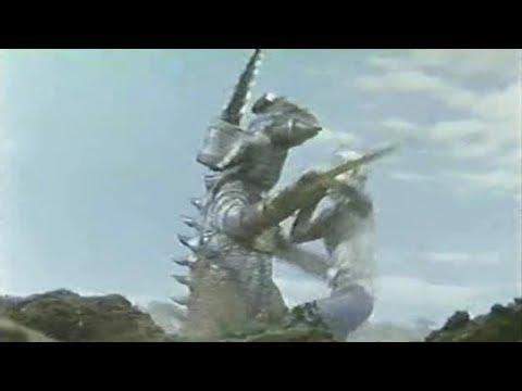 Zone Fighter and Godzilla vs. the Terror-Beasts (Part 1/4)